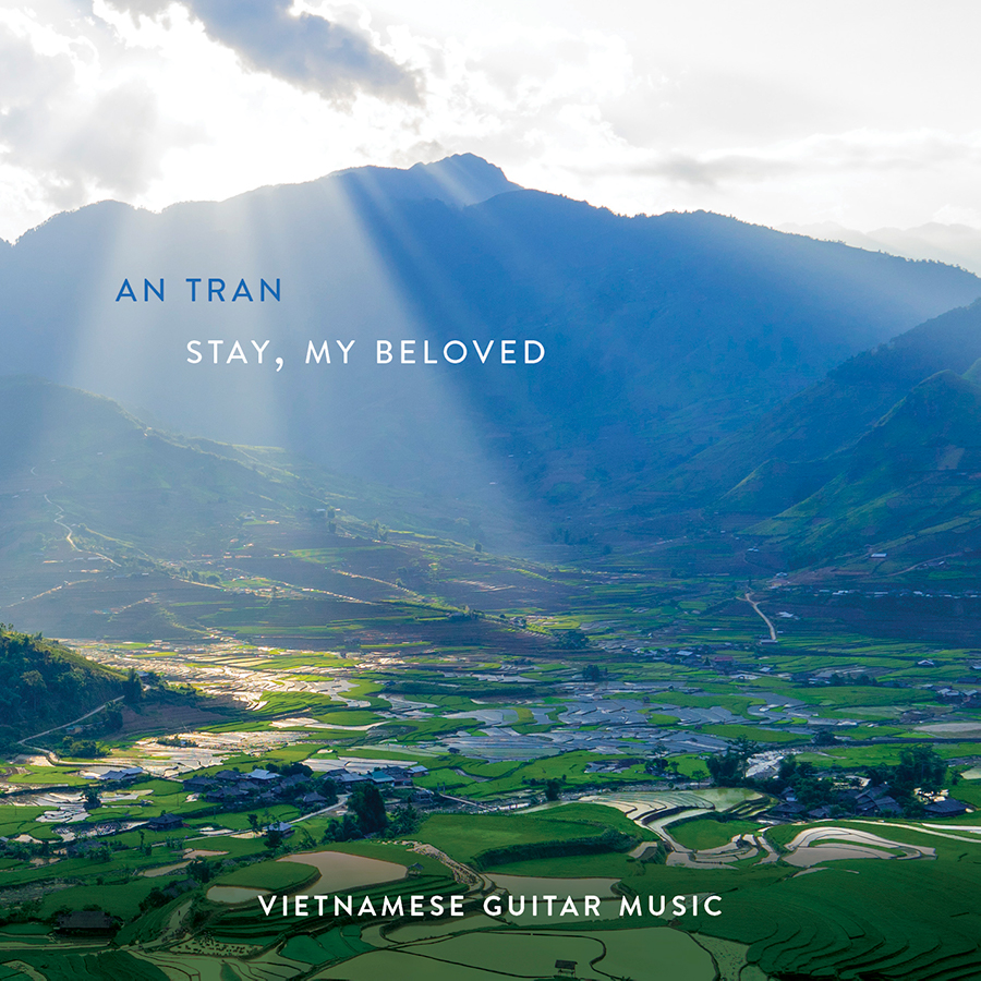 Stay, My Beloved - Album Cover