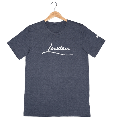 Lowden Distressed Logo T