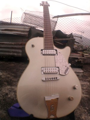 Gretsch 125th anniversary guitar