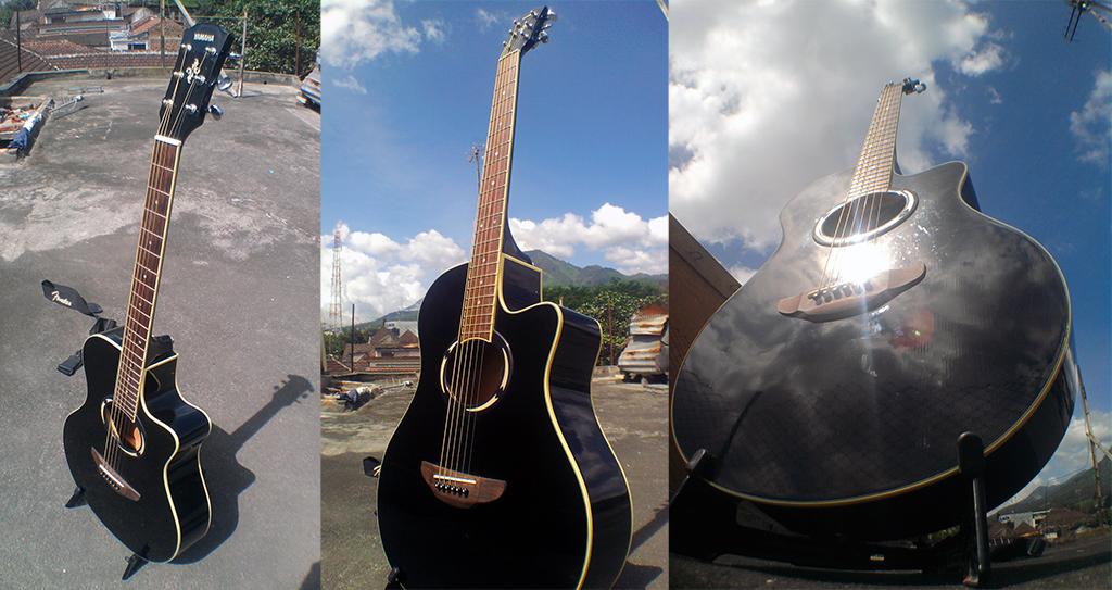 yamaha apx500ii guitar