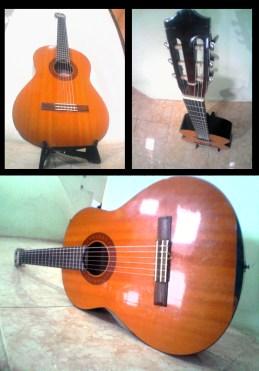 my nylon string acoustic guitar, yamaha CX-40