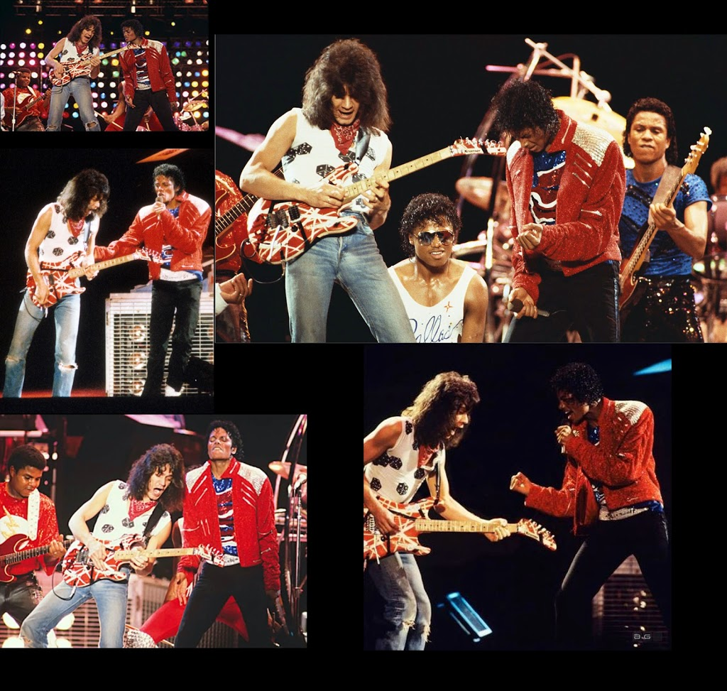 Frankenstrat Just Beat It