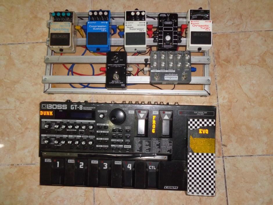 diy pedal board aluminum (1)