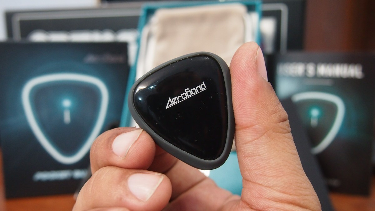 Pocket Guitar Aeroband, A New Way To Be A Musician