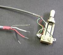 les paul standard wiring diagram allen bradley contactor diagrams electric guitar & bass pickup installations