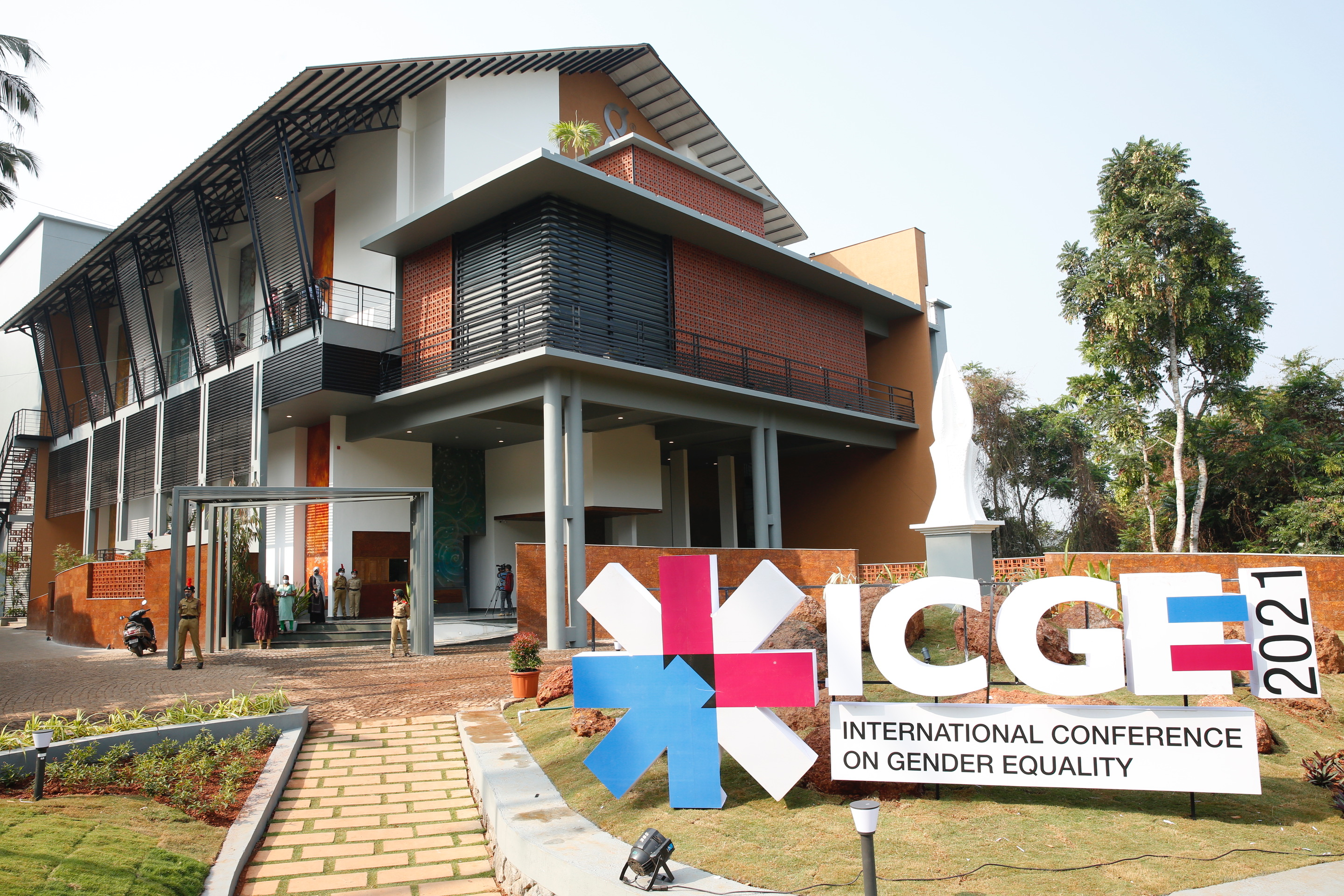 venue of the ICGE-2