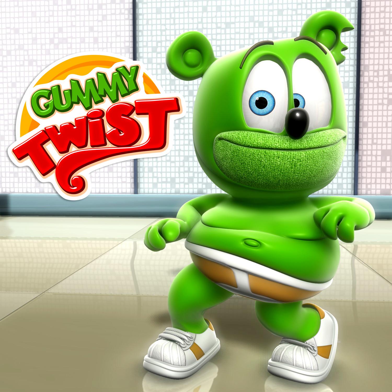 "Music Monday ""Gummy Twist"" Gummibär"