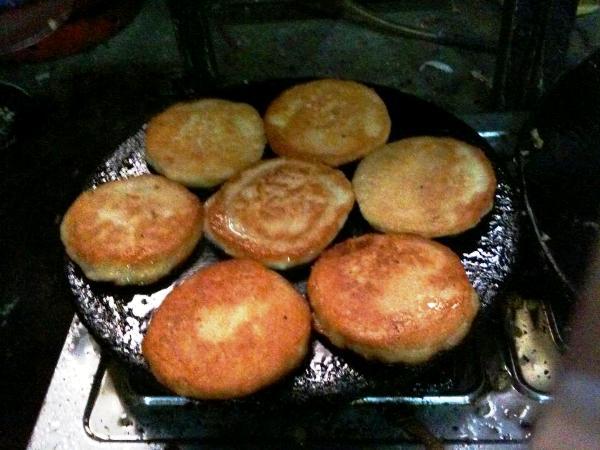 Bara (Wo:)-The Newari Pancake