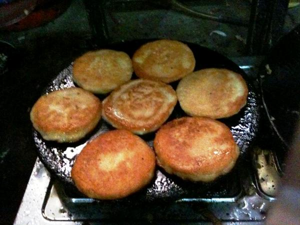 Bara (Wo:)-The Newari Pancake