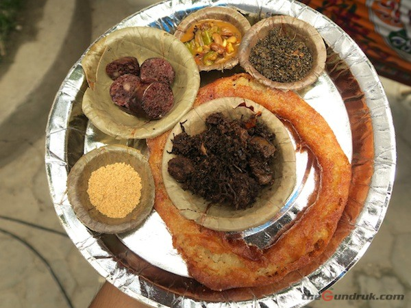 Ethnic Cuisines-Delicacies of Rai and Limbu