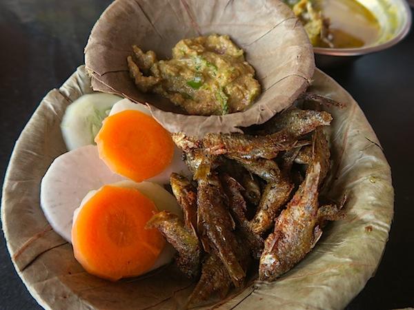 Best Nepali Fish Dishes in Pokhara- Duna Tapari Restaurant