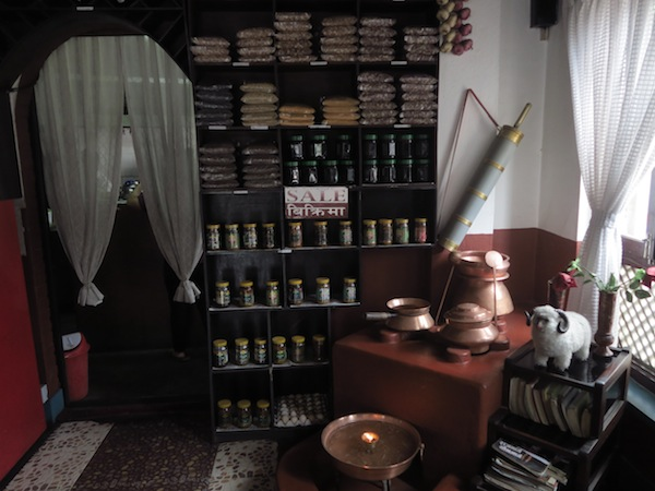 store at Thakali ghar aagan