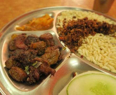 Narayanghat, Chitwan: What to Eat?
