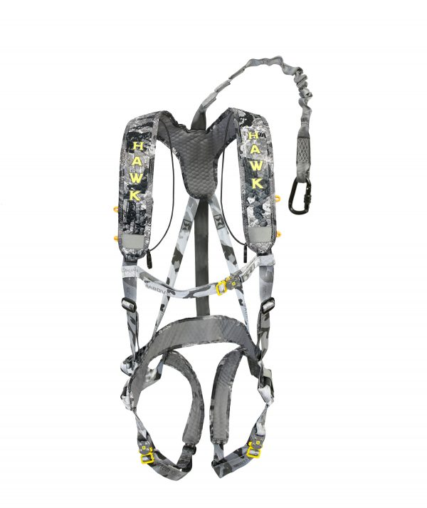 For Tree Stand Hunters: Hawk 'Elevate Lite' Safety Harness