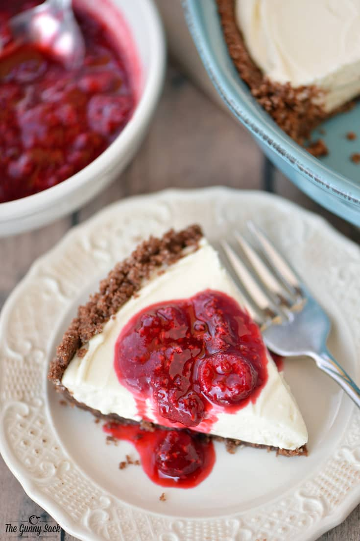 Easy Cheesecake Recipe The Gunny Sack
