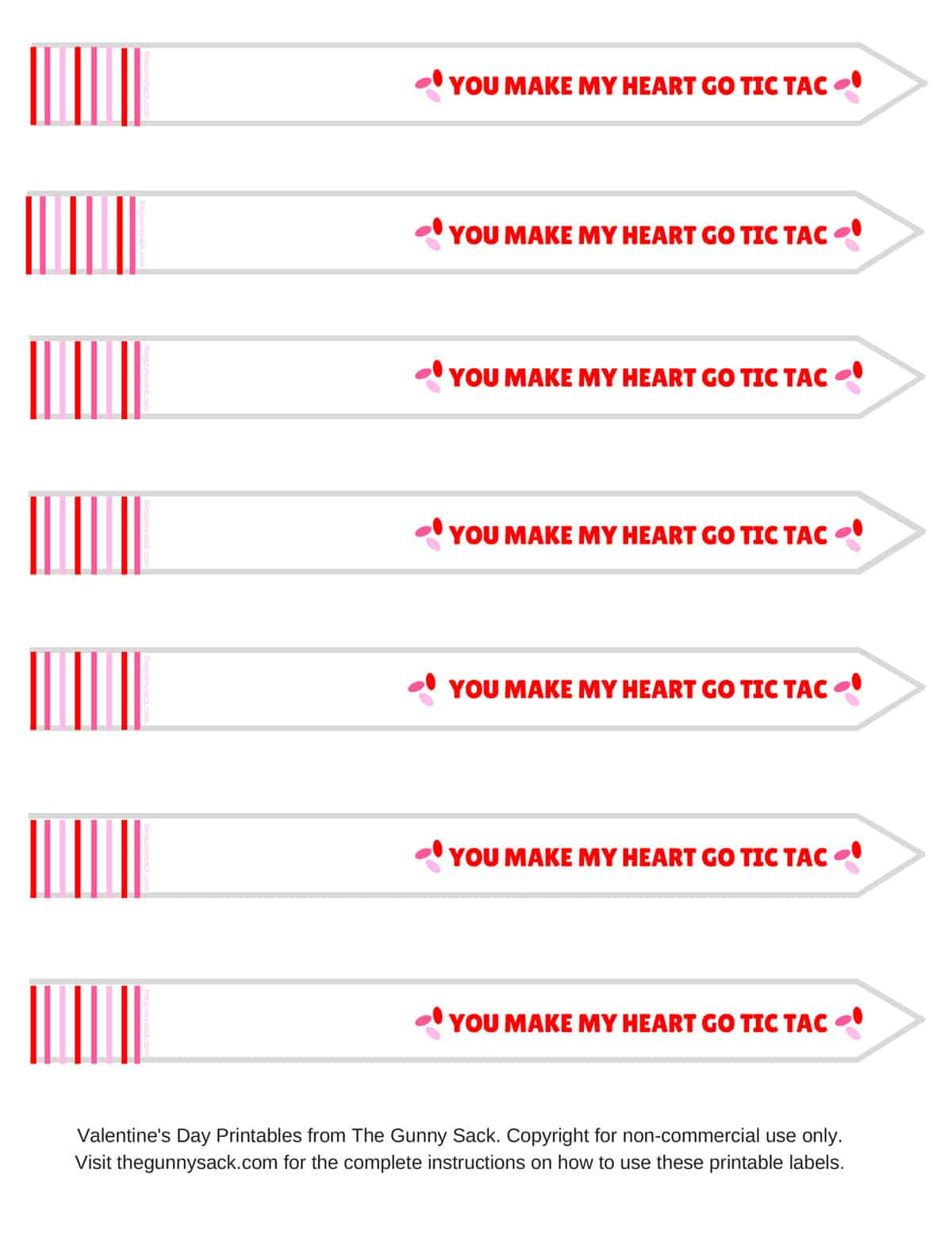 Valentine S Day Ideas With Free Printable Labels For Test Tubes And Treat Bags