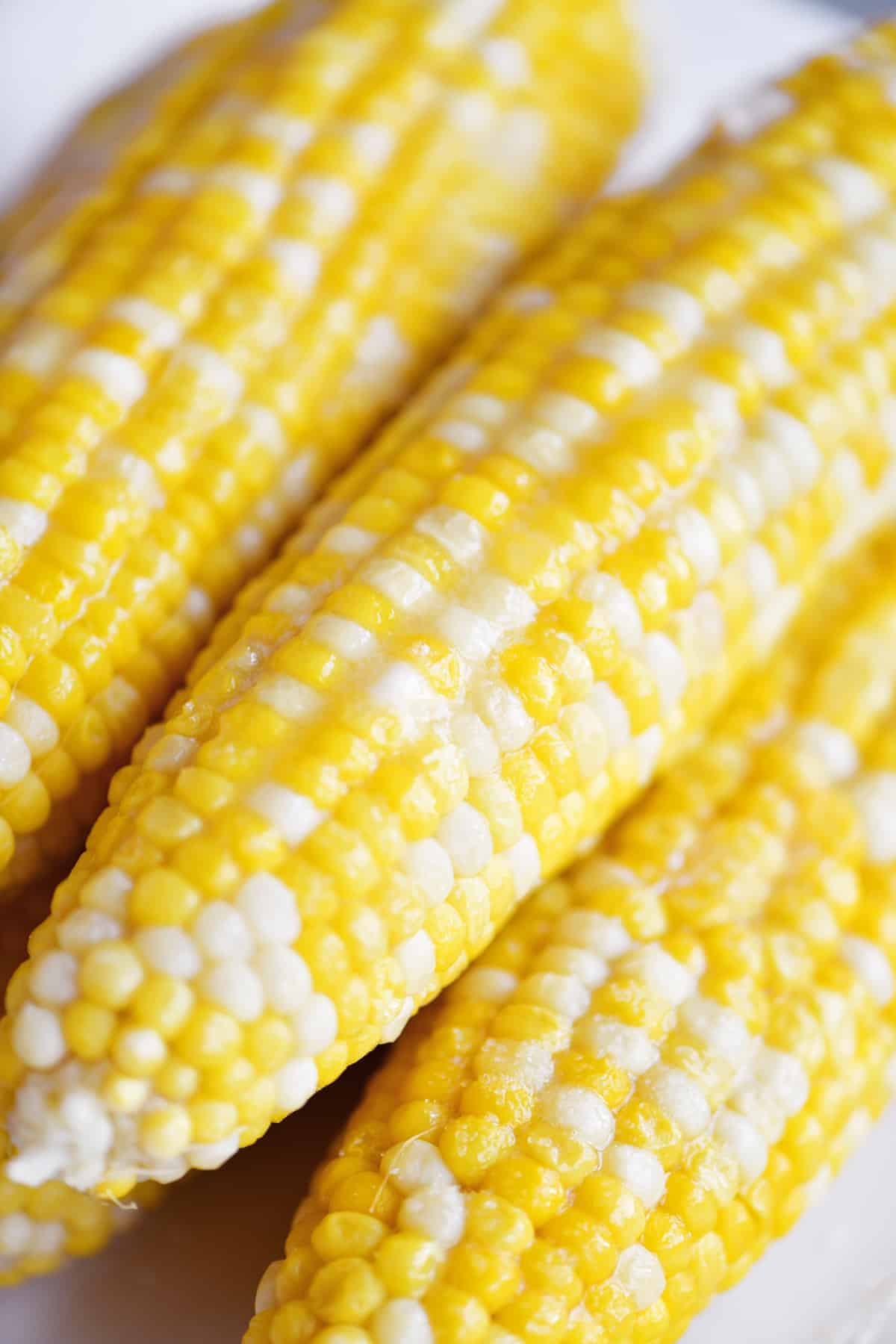 instant pot corn on
