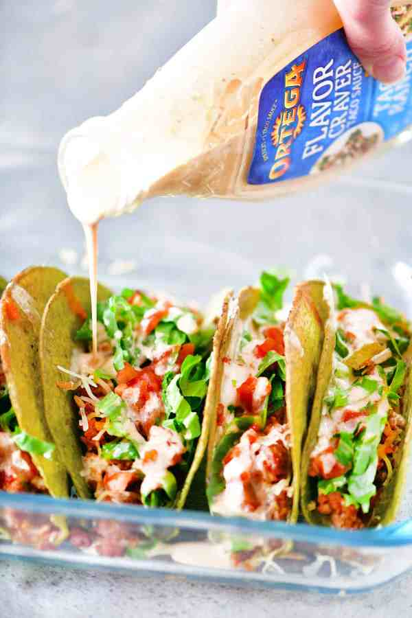Oven Baked Tacos The Gunny Sack