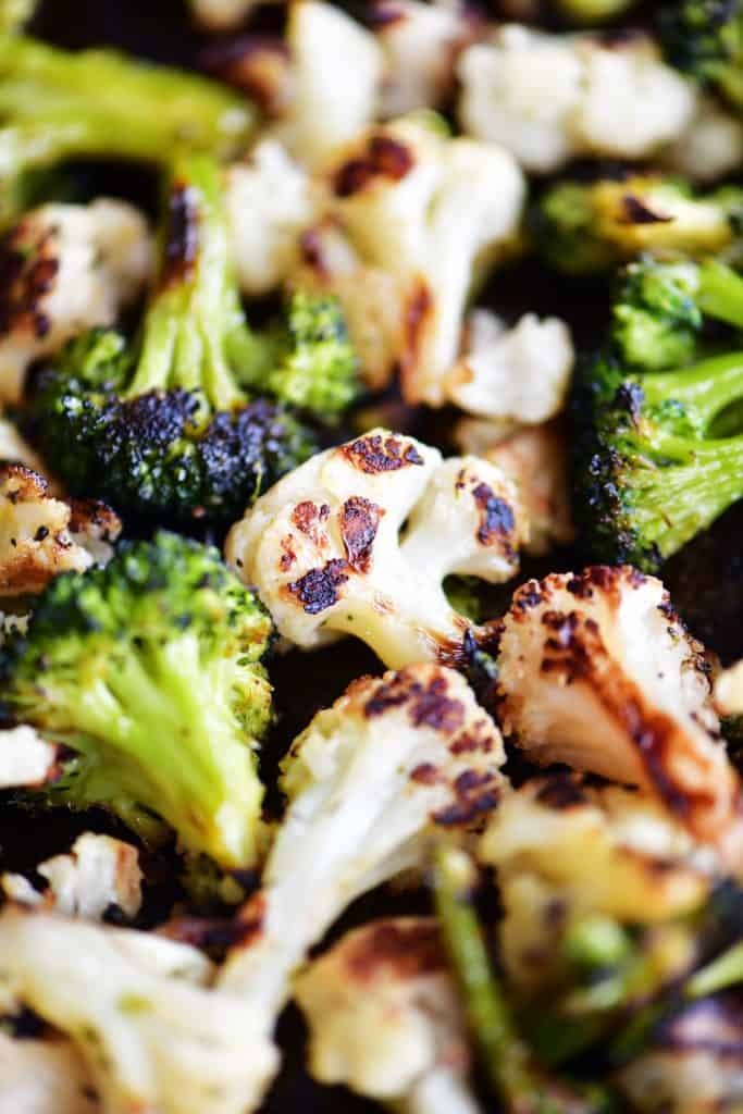 Oven Roasted Vegetables The Gunny Sack