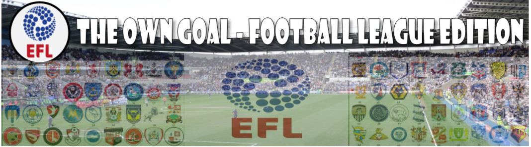 The Own Goal - Tales and Tips from the Football League