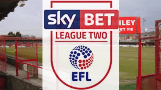 2017-2018 league two