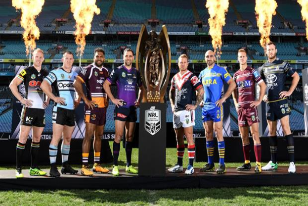 The Gurgler's 2017 NRL Finals Series Preview and Guide for Neutrals