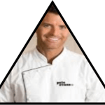 pete evans food triangle