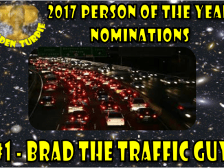 poty 2017 - brad the traffic guy
