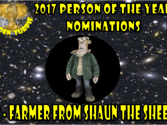 poty 2017 - farmer shaun the sheep
