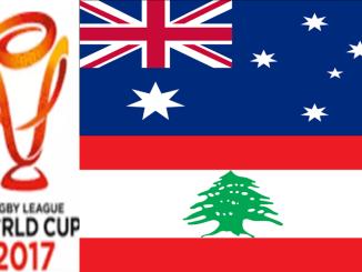 rlwc australia v lebanon