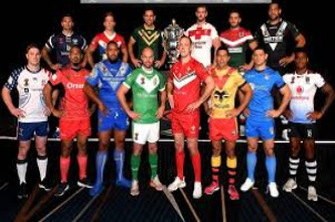 rugby league world cup team of the tournament