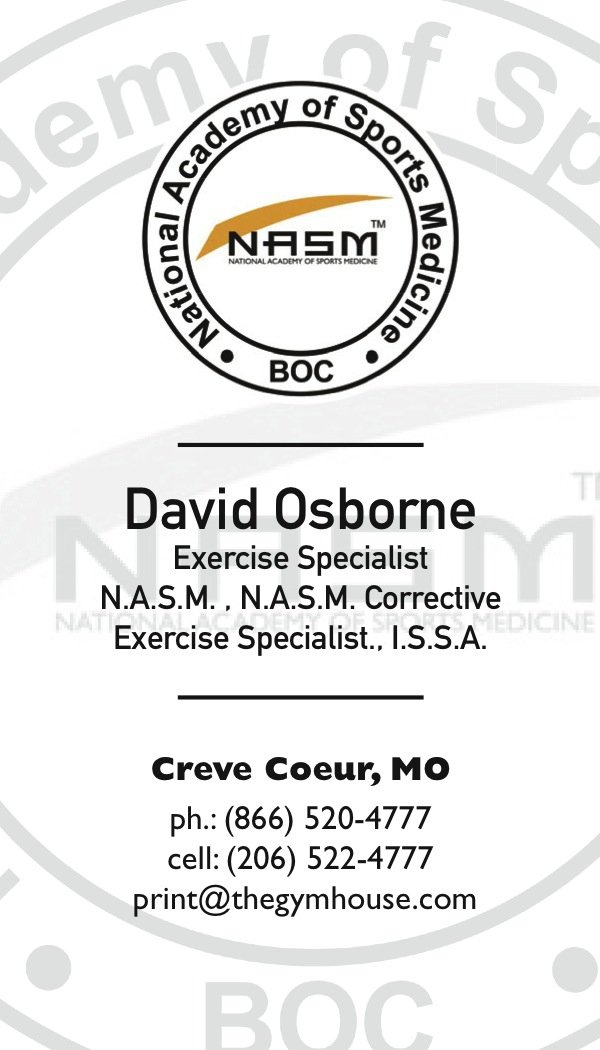 Nasm Yoga Certification