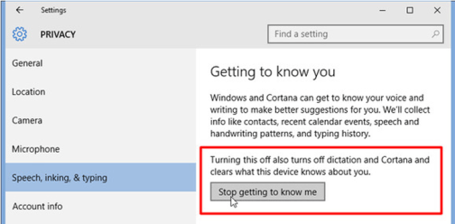 Windows 10 - Here's How You can Turn Off the Keylogger