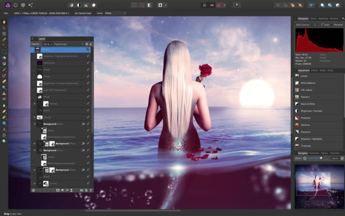 5 Best Alternative of Photoshop in Mac