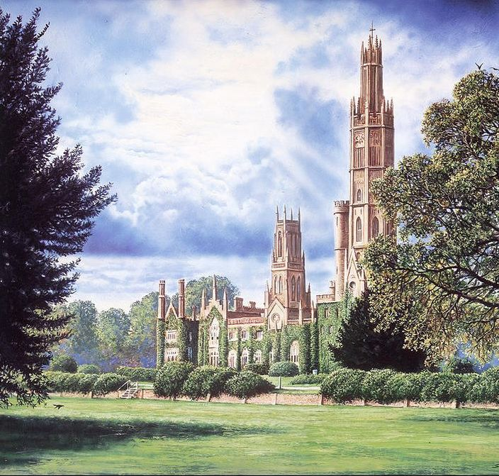History  The Hadlow Tower