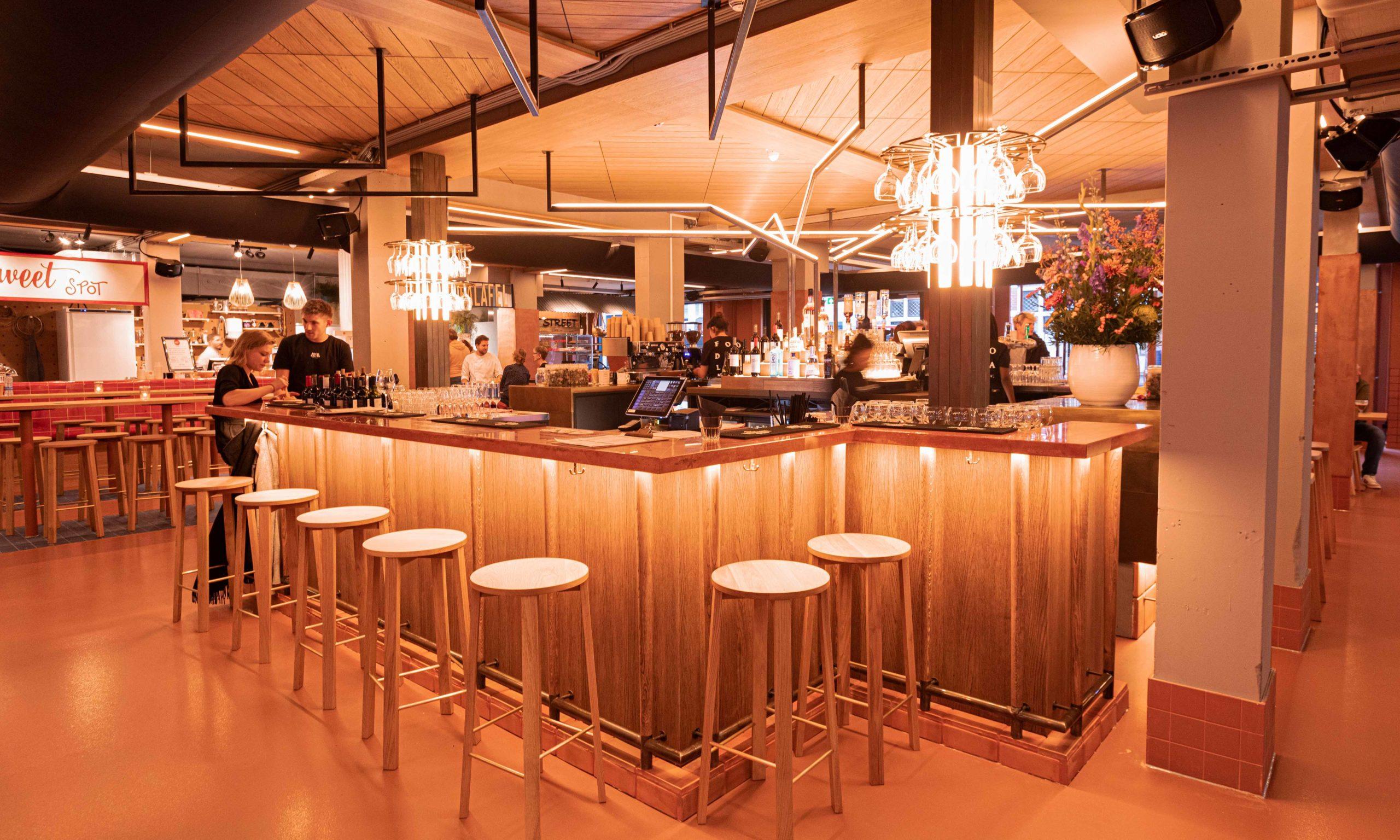 Foodhallen Den Haag | Nederlands eerste, bekendste foodhal