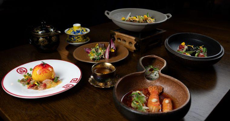 Restaurant Zheng's Kerstdiner@home kits