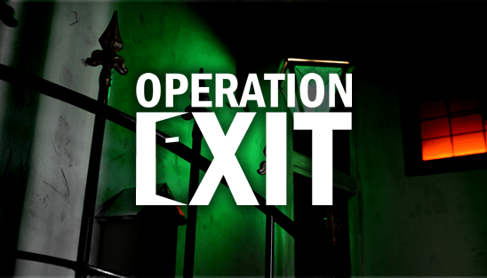 Operation Exit: Escape Room in The Hague