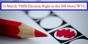 Dutch Election Night 15 March 2017 @ NH Hotel WTC Den Haag