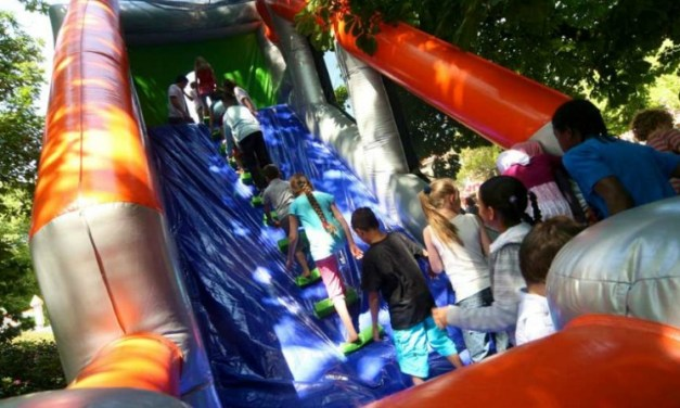 Bouncy Castle Festival