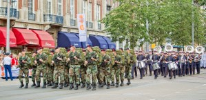 Dutch Veterans Day 2018 @ Maileveld and city centre, The Hague