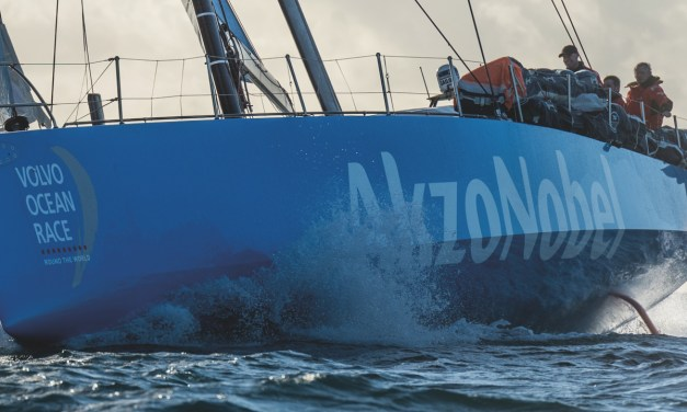 Volvo Ocean Race Finish The Hague 2018