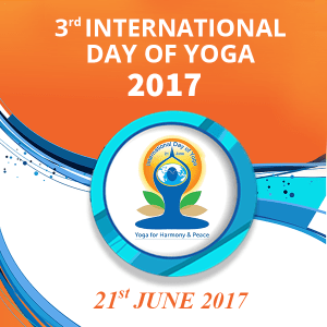 International Yoga Day @ Atrium, City hall, The Hagu