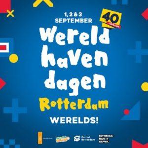 World Port Days Rotterdam 2017 @ Port area, Rotterdam