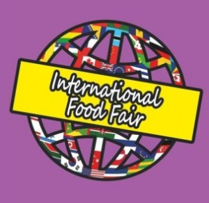 International Food Fair @ François Vatelschool