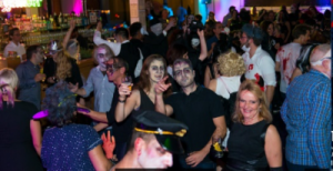 Halloween 'Fright Night' (cancelled) @ Opporto Scheveningen