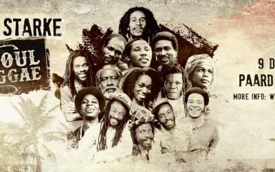SABRINA STARKE – The Soul Of Reggae
