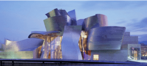 'The Guggenheim Museum, Bilbao and the architecture of Frank Gehry' by Siân Walters