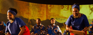 South African Road Trip - Celebrating Life @ Zuiderstrandtheater