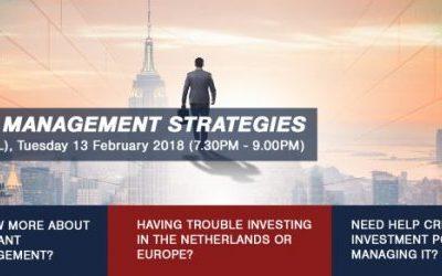 Financial Education Seminar: Wealth Management Strategies